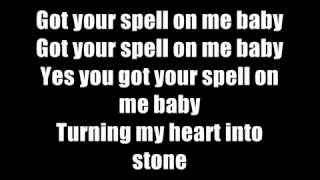 "Carlos Santana ""Got A Black Magic Woman """