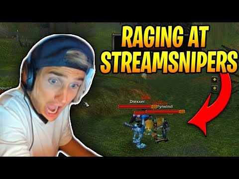 BIGGEST CLASSIC RAGE YET - Mitch Jones VS Stream Snipers