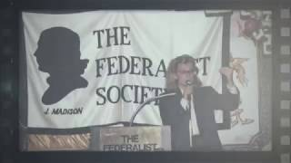 Click to play: 1986 Introduction to the Federalist Society [Archive Collection]