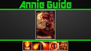 (VERY Detailed) Annie Guide