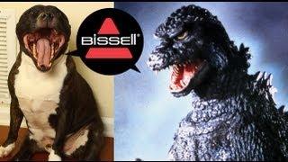 Godzilla Lip Dub for Bissell SpotClean