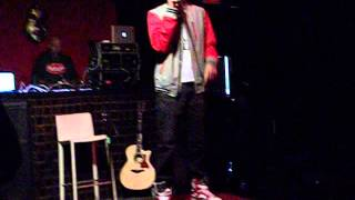 Austin Mahone soundcheck One Less Lonely Girl Houston 11-26-11