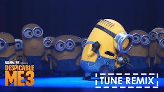"(Official) Despicable Me 3 - Music Video ""HandClap"" by Fitz & The Tantrums"