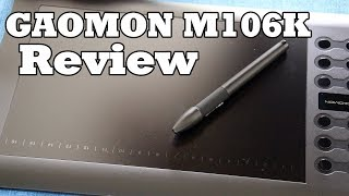 Gaomon M106K Grafiktablett Review