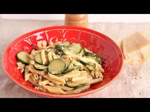 Pasta with Cream and Zucchini | Episode 1066