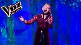 Nikki canta 'Creep' | Final | La Voz Teens Colombia 2016