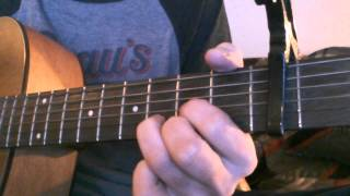 Arcade Fire - Deep Blue guitar chords (Bored with a camera)
