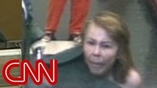 Woman loses it with judge when denied bail