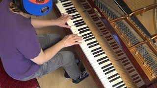 David Guetta Ft Raye   Stay Don't Go Away   Piano Cover Acoustic Unplugged By LIVE DJ FLO