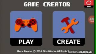 Программа для создания игр на андроид часть 2