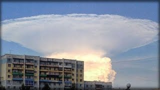 RUSSIANS FEAR NUCLEAR DOOMSDAY AS GIANT MUSHROOM CLOUD IN SIBERIA MAY FORESHADOW EVENTS
