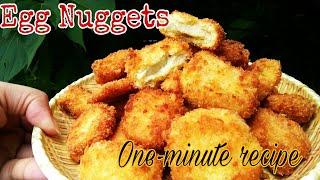 Egg Nuggets   negosyo recipe   cooksandhacks