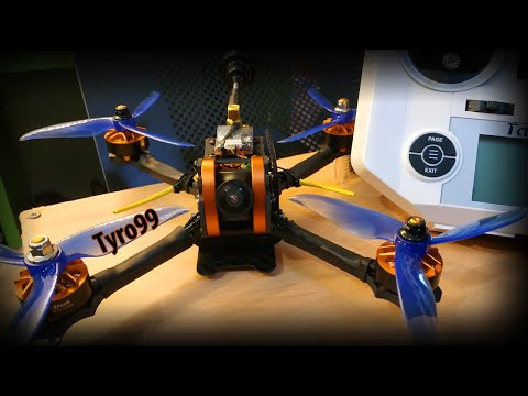 Banggood Tyro99 maiden flight