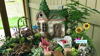 Most Beautiful Miniature Fairy Garden Ideas..