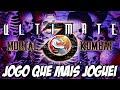Mortal Kombat 3 Jogo Que Eu Mais Joguei Na Minha Vida