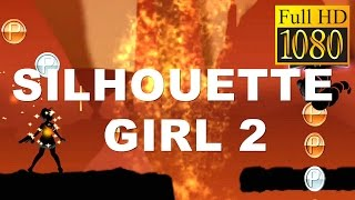 Silhouettegirl2 Game Review 1080P Official Ucky Punch Stream Action 2016