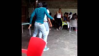 Moven Manda Durban dance via ndumbeni