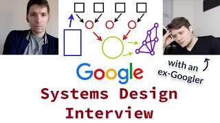 Google Systems Design Interview With An Ex-Googler