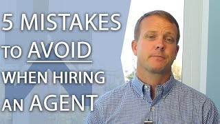 Athens Real Estate Agent: 5 Mistakes to Avoid When Hiring an Agent