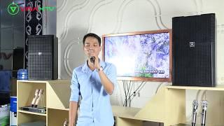 Loa Karaoke Chuyên Nghiệp BossElec SX112 Công Suất Khủng, Âm Thanh Cực Chất