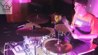 Johny Machette - Snílek (viKINGdrums) - Drum cover