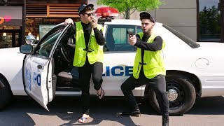 TYPOWI POLICJANCI XXI WIEKU