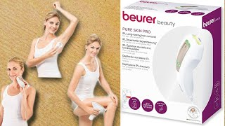 Buerer IPL Pure Skin Pro (UNBOXING)