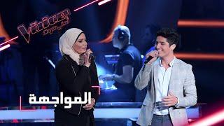 #MBCTheVoice - مرحلة المواجهة - بتول بني وبشار الجواد يؤدّيان أغنية 'عاللي جرى' تحميل MP3
