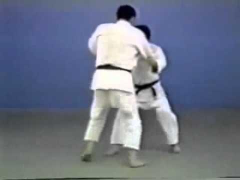 Judo - Kibisu-gaeshi