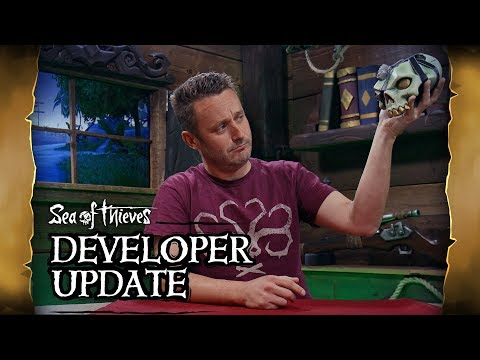 Official Sea of Thieves Developer Update: May 29th 2019