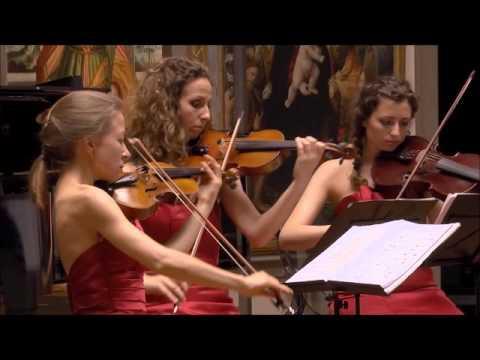 Quartetto Effe video preview