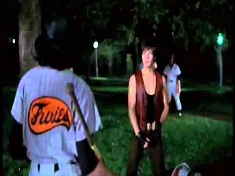 The Warriors VS Baseball Furies