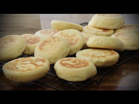 How to Make English Muffins | Bread Recipes | AllRecipes