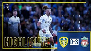 Leeds United 0-3 Liverpool Pekan 4