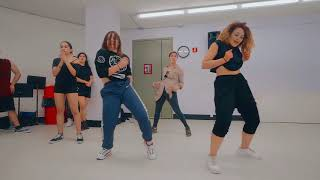 "R Kelly ""Slow wine"" choreography by Deshawn Da Prince"