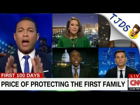 CNN Host LOSES IT on Trump Supporter, Ends Show!