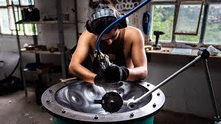 What it takes to Build a Mystical Handpan
