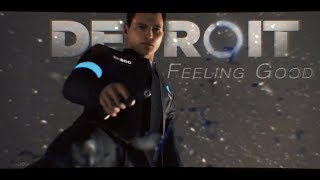 Detroit: Connor, Feeling Good (Spoilers) // {DBH GMV}