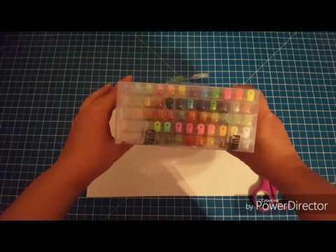 Gelschreiber Set Gelstifte Gel Pen Kugelschreiber 60 Farbe Paket bei FUNLAVIE