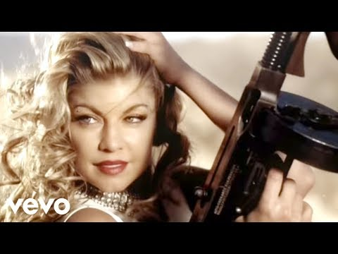 Fergie - Glamorous ft. Ludacris (Official Music Video)