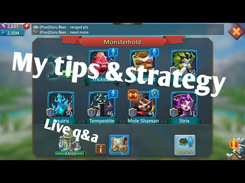 Download How To Powerlevel Your Familiars Lords Mobile Video 3GP Mp4