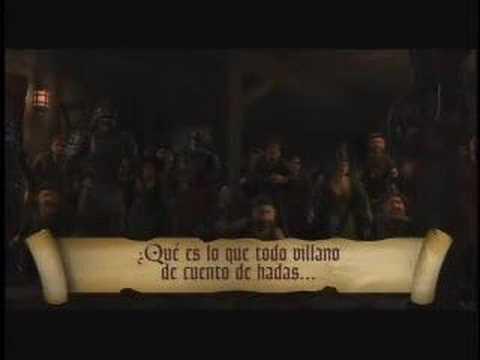 Trailer de Shrek 3