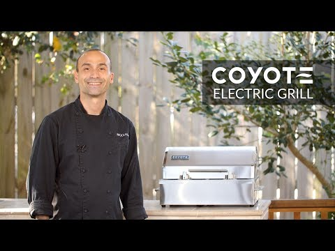 Coyote Portable Electric Grill