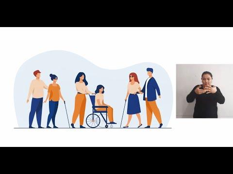 Convención Internacional sobre los Derechos de las Personas con Discapacidad.