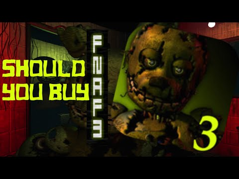 Five Nights at Freddy's 3 IOS