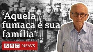 Auschwitz: sobrevivente brasileiro descreve horrores do campo de concentração