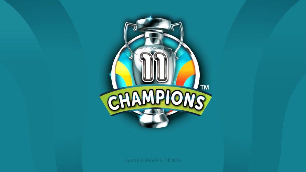 11 Champions Online Slot Promo