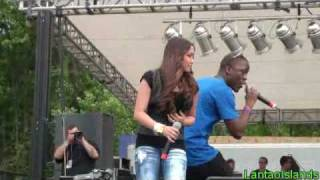 Charice - KFEST 2010 New York (Pyramid feat. Iyaz)