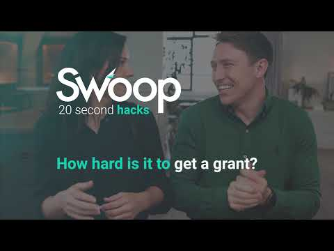 How hard is it to get a grant?