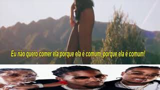 DJ Durel, Migos   Hot Summer (TRADUÇÃOLEGENDADO)